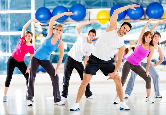 Luyện tập thể dục thể thao giúp cơ thể dẻo dai khi quan hệ