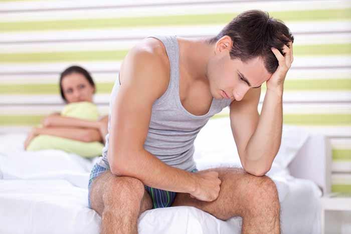 Xuất tinh sớm là sự lo lắng đối với đàn ông
