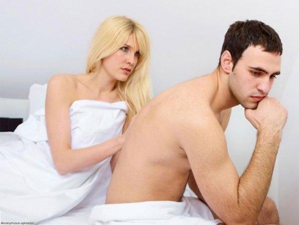 Yếu sinh lý ở nam giới
