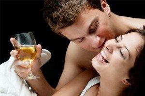 Sử dụng thực phẩm giúp thăng hoa cho vợ chồng