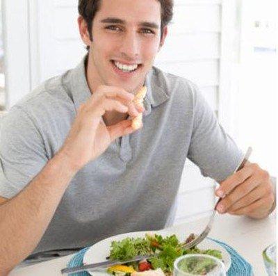 Thực phẩm tốt cho nam giới