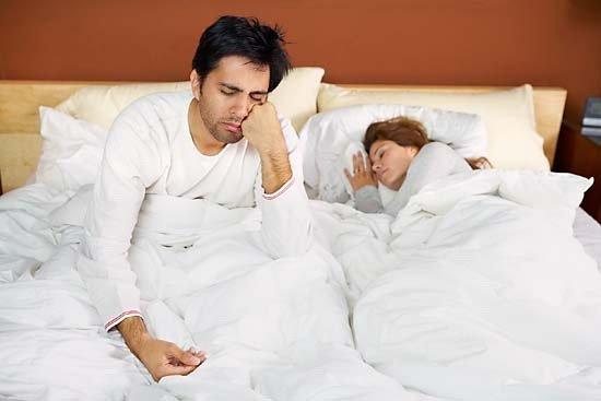 Ngủ ngáy không những gây khó chịu cho người khác thôi đâu