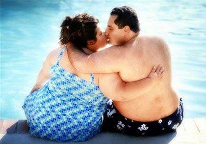 Tình dục với người béo