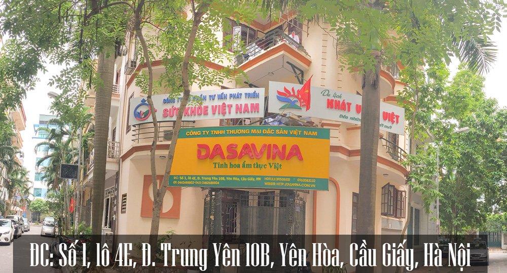 Công ty cổ phần tư vấn phát triển sức khỏe Việt Nam