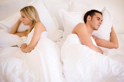 Đối phó với cuộc sống vợ chồng không sex