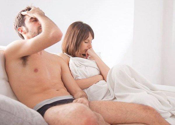 Nhiều nam giới suy giảm tình dục khi bước vào độ tuổi trung niên
