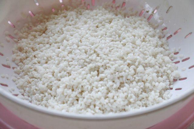 Gạo nếp rất tốt cho sức khỏe nam giới