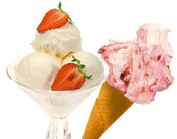 Kem tươi ăn quá nhiều cũng không tốt cho sức khỏe