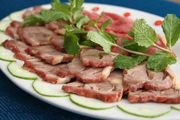 Thịt dê rất tốt cho sức khỏe tình dục nam giới