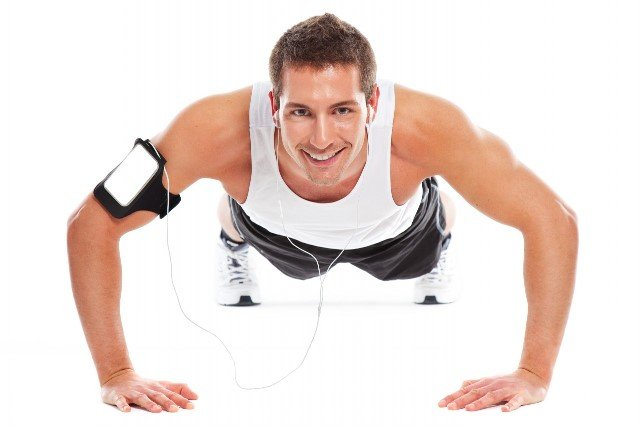 Vận động, luyện tập đối với nam giới theo độ tuổi