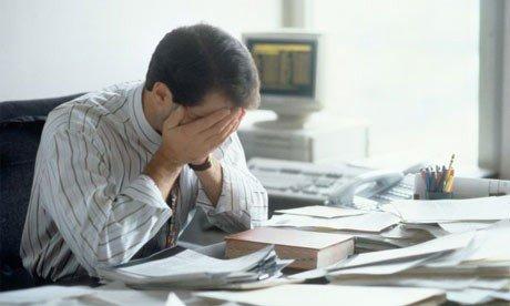 stress ảnh hưởng đến suất tinh sớm
