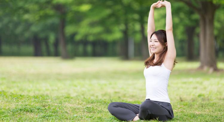 Tập thể dục nâng cao thể lực và tinh thần