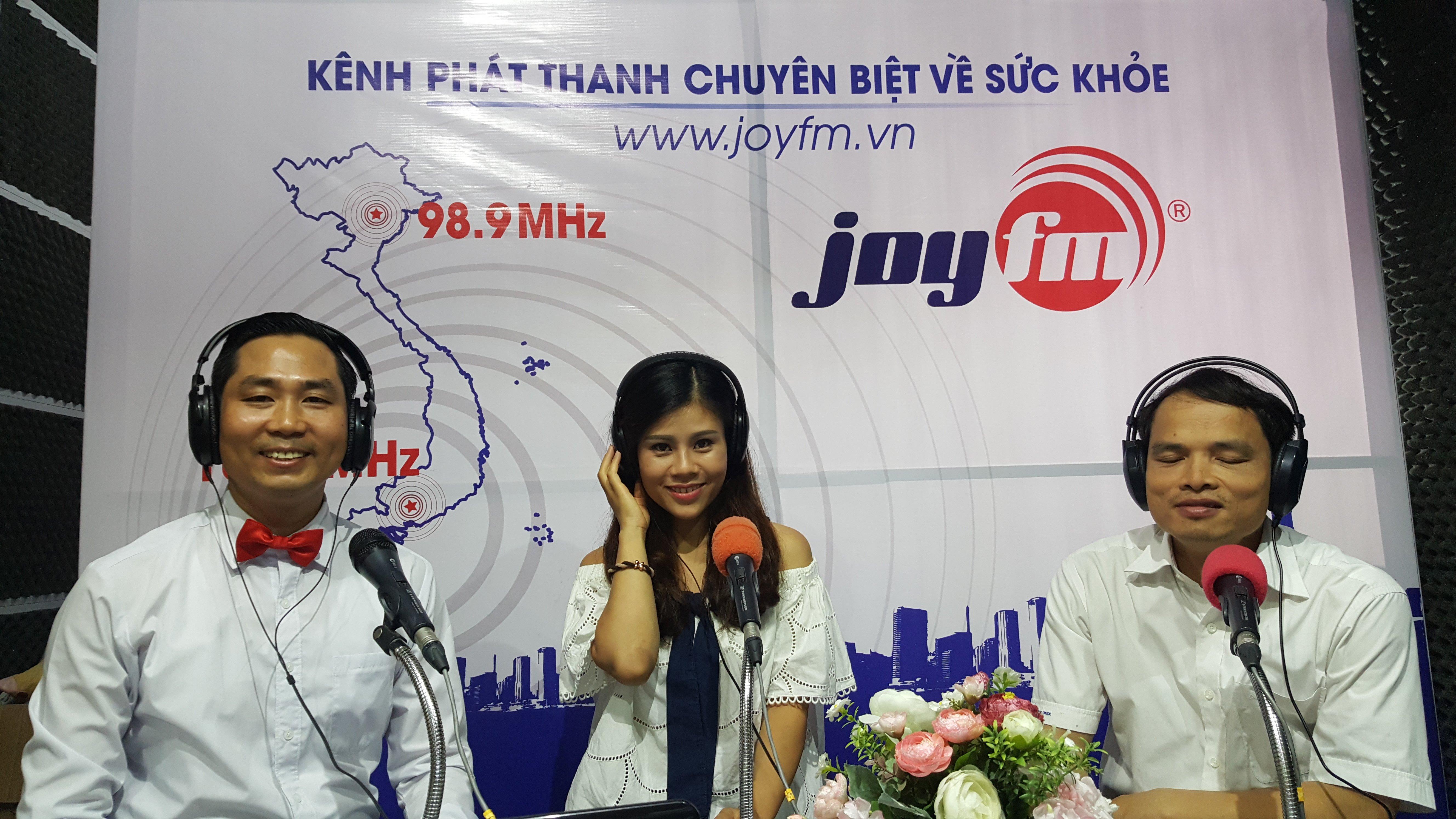 Chuyên gia Nguyễn Bá Toàn chia sẻ trên Joyfm - lời thì thầm