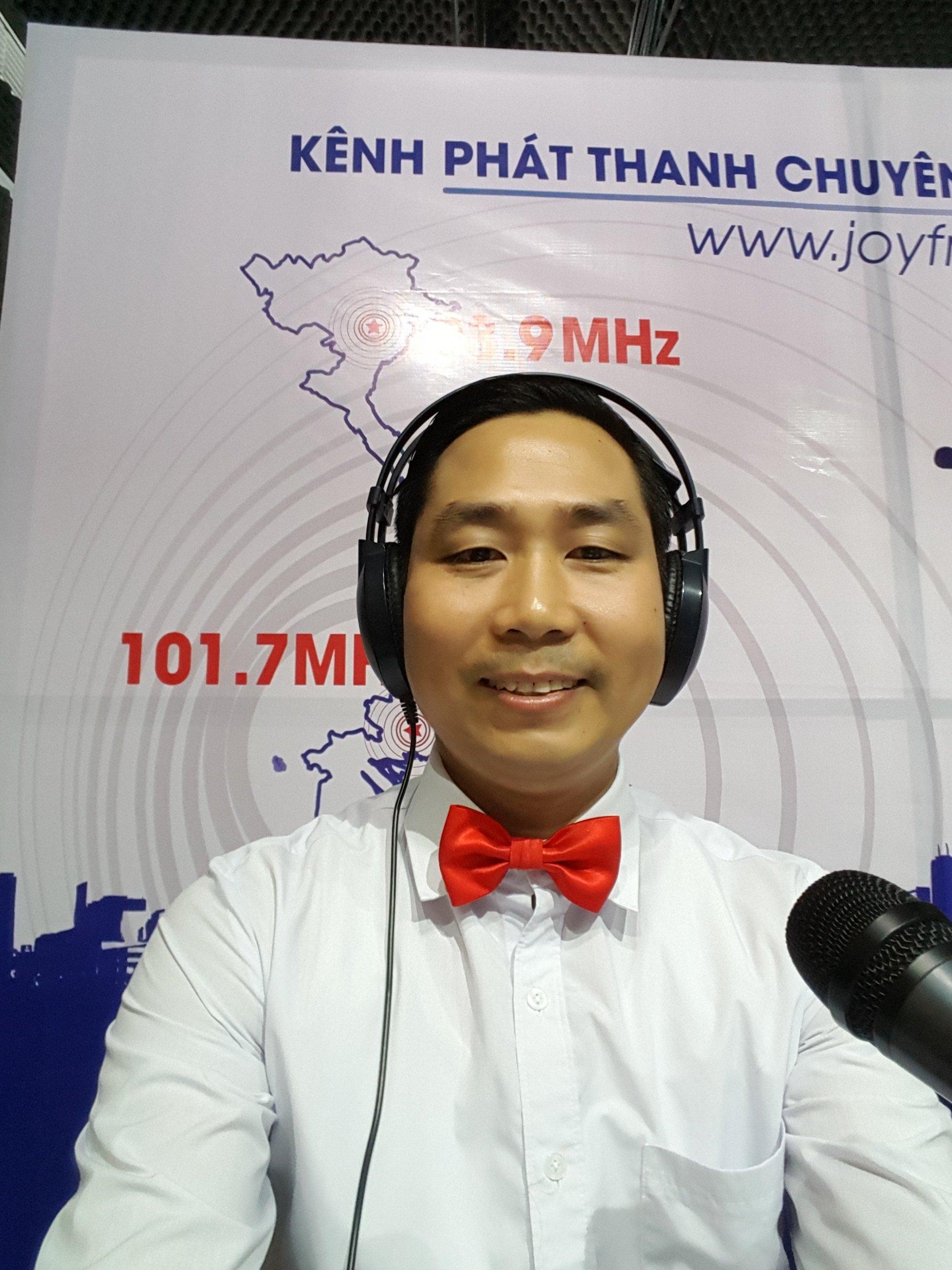 Chuyên gia Nguyễn Bá Toàn chia sẻ trên đài FM