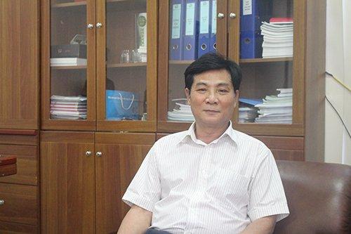 Ông Trần Quang Trung - Cục trưởng cục VSATTP