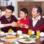 Đàn ông và bữa cơm gia đình