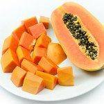 Ăn trái cây giúp vòng một nở nang