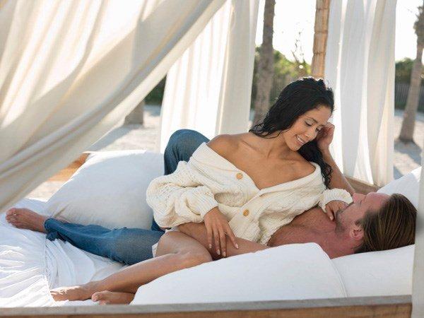Mẫu phụ nữ dễ lên giường với đàn ông