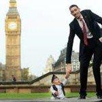 Người đàn ông thấp nhất thế giới ở Colombia