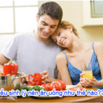 Thức phẩm nên ăn khi lỡ bị yếu sinh lý