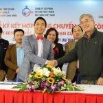 Sự kiện bàn giao chính thức máy điều trị rối loạn cương dương ED1000 tại Hà Nội