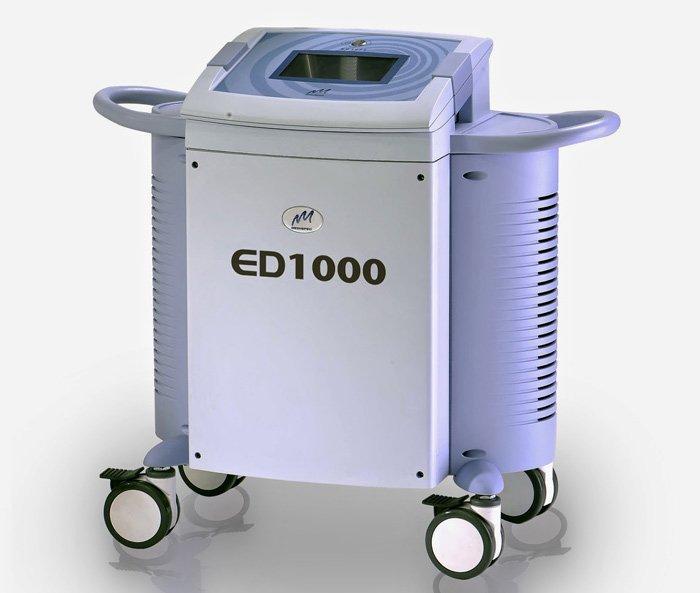 Máy ED1000 khắc phục rối loạn cương dương