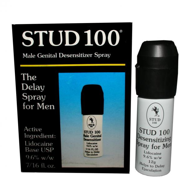 stud 100 thuốc xịt chống xuất tinh sớm