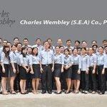 Tiến sĩ Charlie Tan – giám đốc công ty Charles Wembley Asia (Singapore)