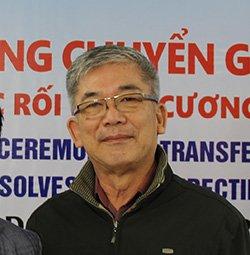 Giám đốc Công ty công nghệ và thiết bị y tế Charles Wembley Asia (Singapore)