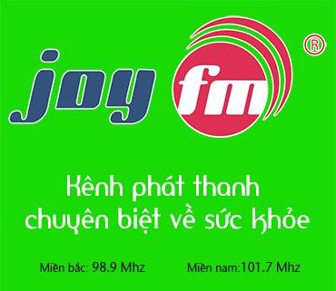 JoyFM - Kênh phát thanh chuyên biệt về sức khỏe
