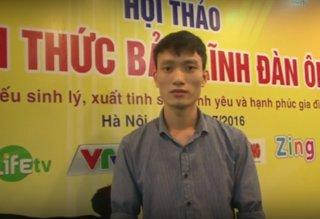 Anh Nguyễn Đình Quý tham gia ODC từ tháng 2/2016
