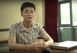 Anh Nguyễn Hải Ninh - học viên tham gia chương trình ODC