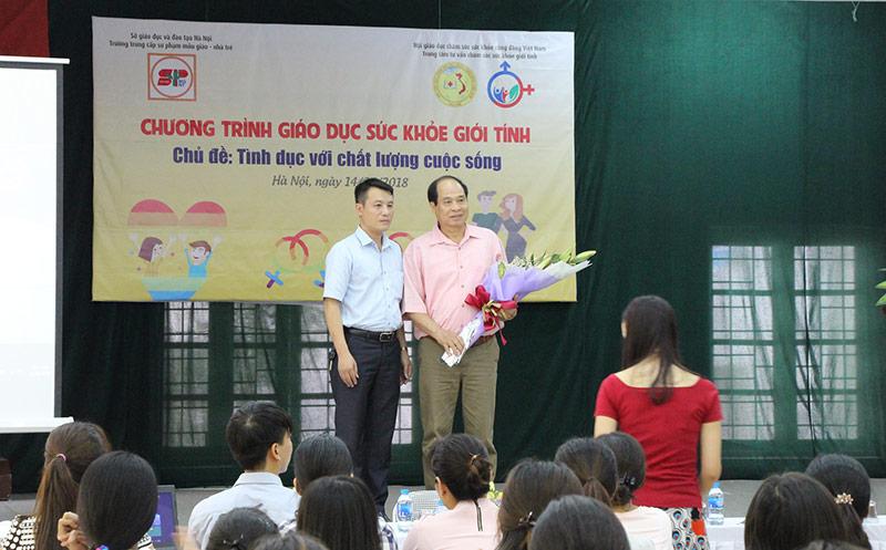 Giáo dục sức khỏe giới tính cho trường sư phạm mẫu giáo nhà trẻ Hà Nội