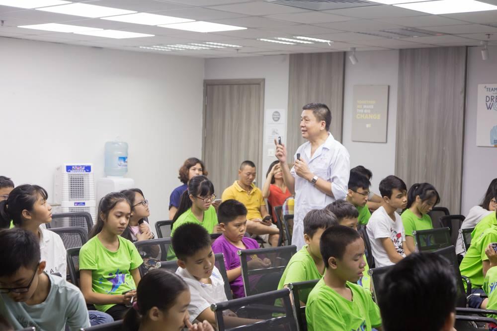 Chủ đề chia sẻ của bác sĩ Nguyễn Đình Bách