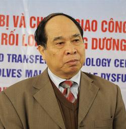 Nguyên thứ trưởng Bộ Y Tế, Phó chủ nhiệm uy ban dân số gia đình và trẻ em Việt Nam